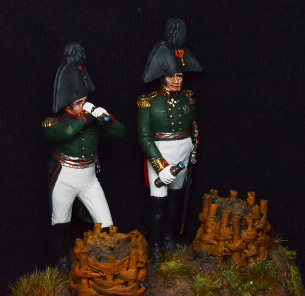 Dioramas and Vignettes: Survey of the position