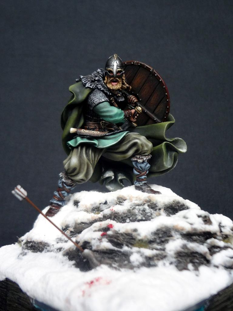 Figures: Viking. Road to Niflheim, photo #1