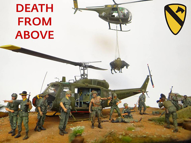 Dioramas and Vignettes: Death from Above