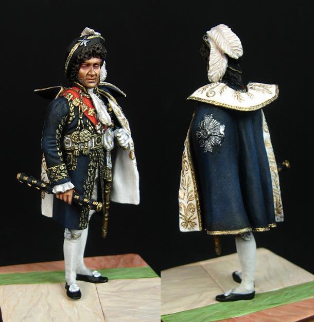 Figures: Joachim Murat
