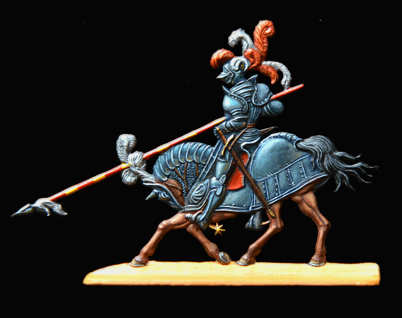 Miscellaneous: German knights, XVI cent., photo #2