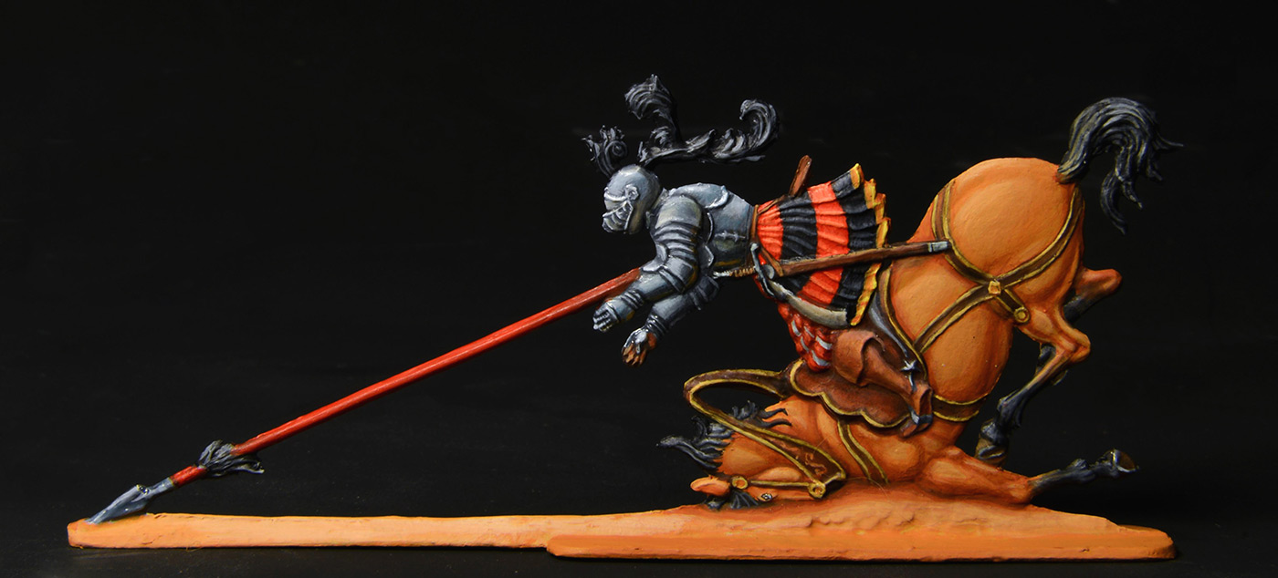 Miscellaneous: German knights, XVI cent., photo #7