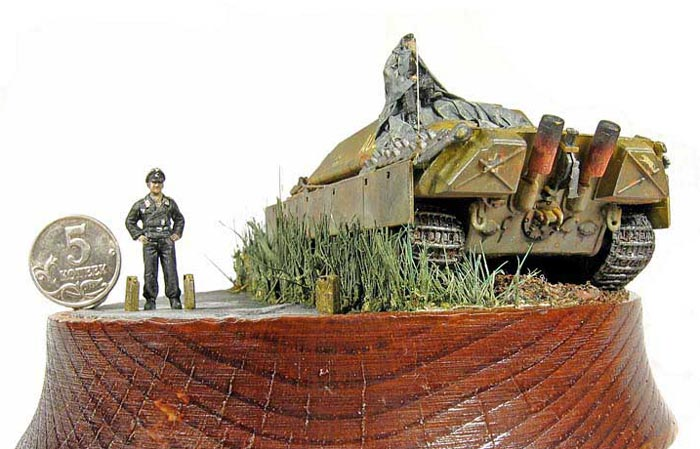 Dioramas and Vignettes: Petrol is Over..., photo #1