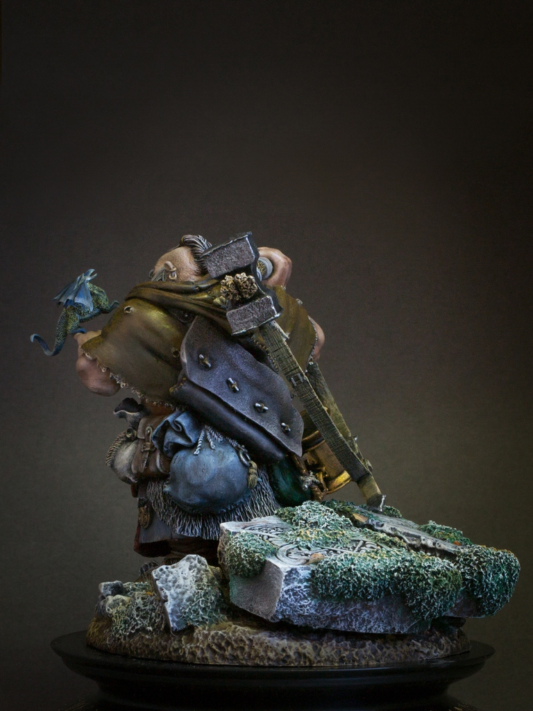 Miscellaneous: The tomb plunderers: the fifth dwarf, photo #3