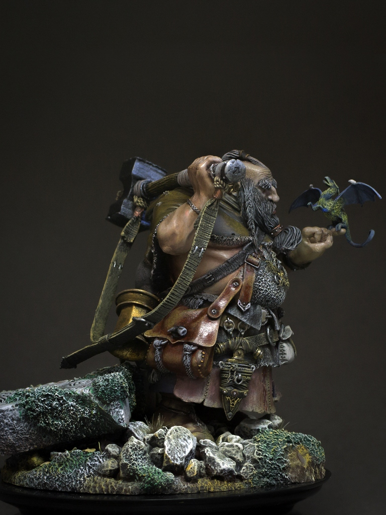 Miscellaneous: The tomb plunderers: the fifth dwarf, photo #4