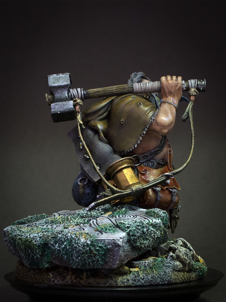 Miscellaneous: The tomb plunderers: the fifth dwarf, photo #5