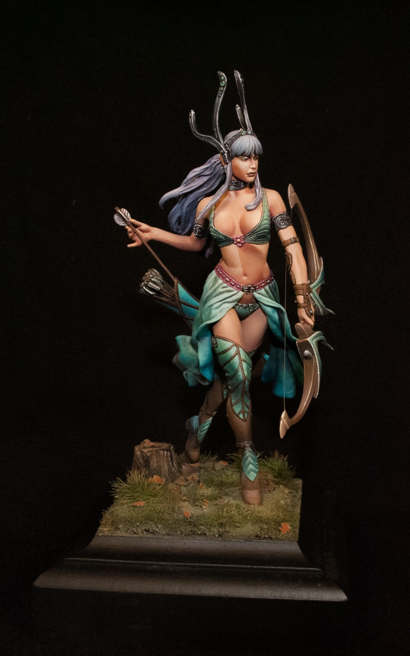 Miscellaneous: Tarathiel, the Moon Elf, photo #1
