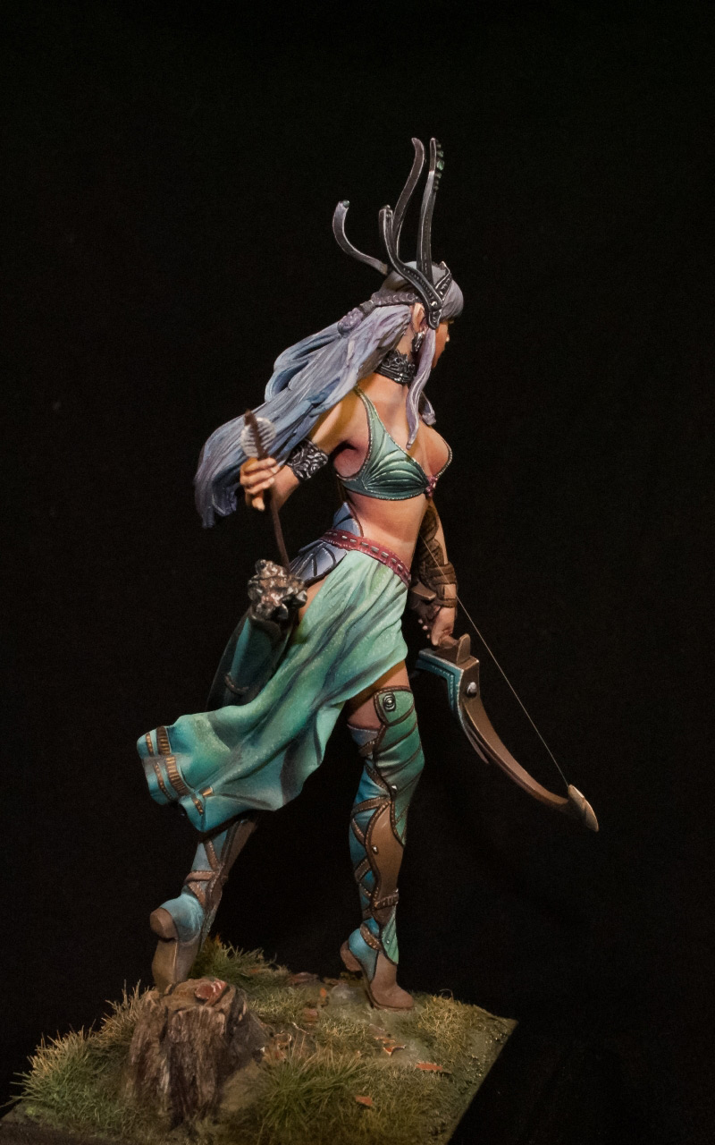 Miscellaneous: Tarathiel, the Moon Elf, photo #3