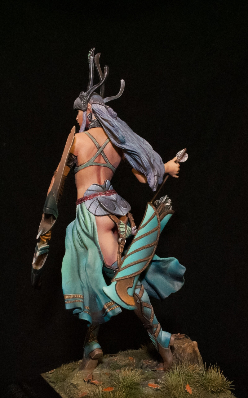 Miscellaneous: Tarathiel, the Moon Elf, photo #4