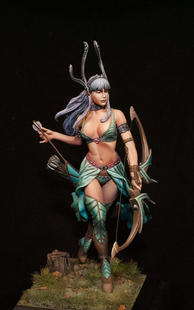 Miscellaneous: Tarathiel, the Moon Elf, photo #6