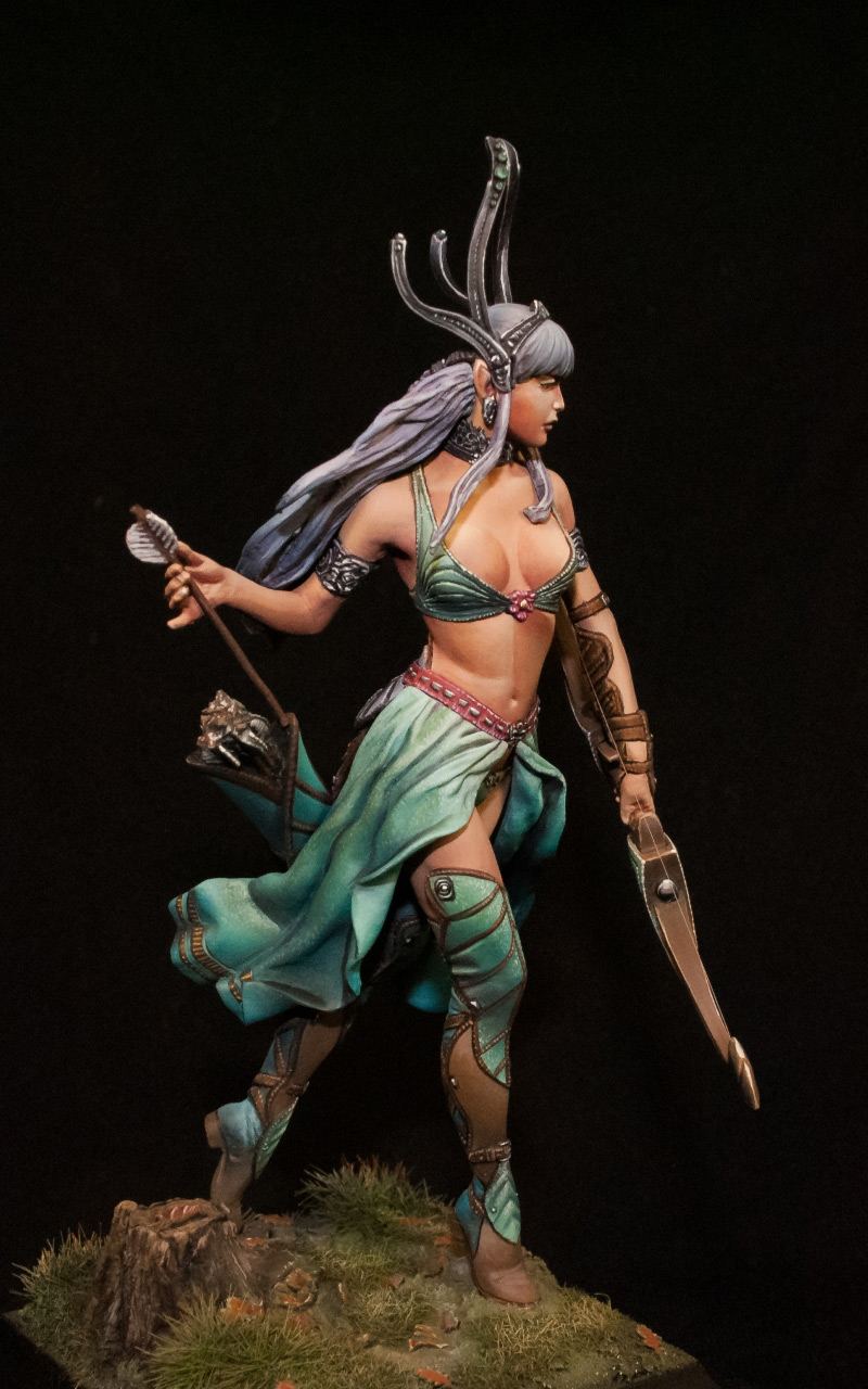 Miscellaneous: Tarathiel, the Moon Elf, photo #7