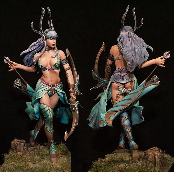 Miscellaneous: Tarathiel, the Moon Elf