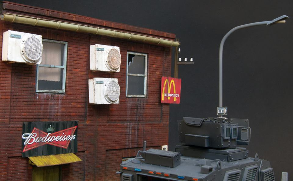 Dioramas and Vignettes: S.W.A.T., photo #16
