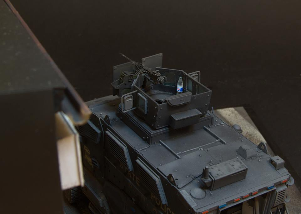 Dioramas and Vignettes: S.W.A.T., photo #19