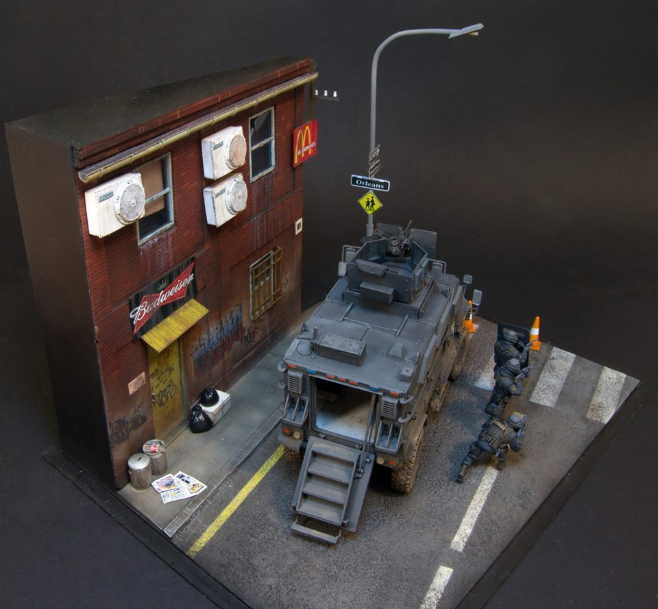 Dioramas and Vignettes: S.W.A.T., photo #8