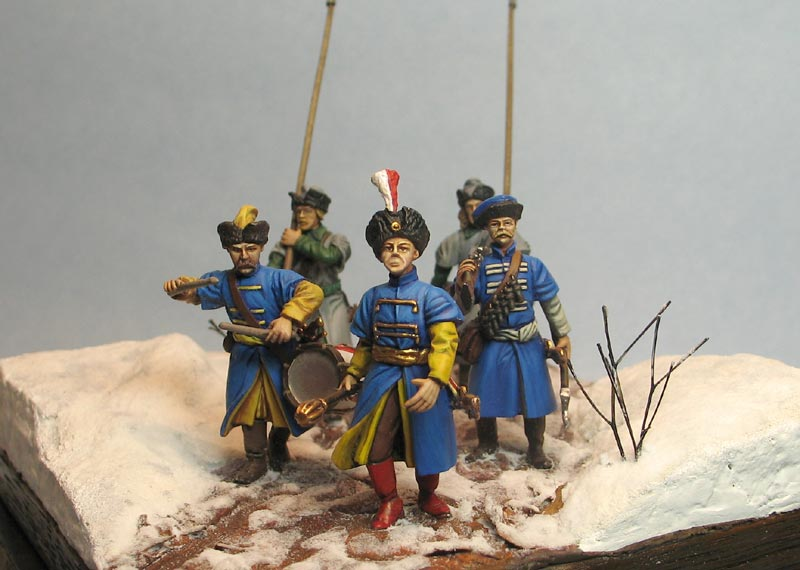 Dioramas and Vignettes: Winter march on Moscow, 1612, photo #3