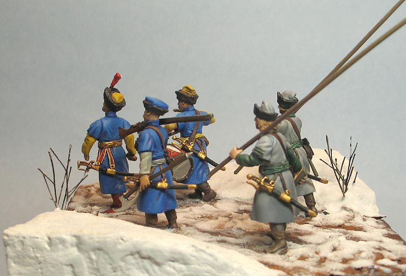 Dioramas and Vignettes: Winter march on Moscow, 1612, photo #5