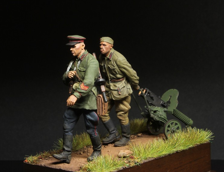Dioramas and Vignettes: 1941. The Retreat, photo #5
