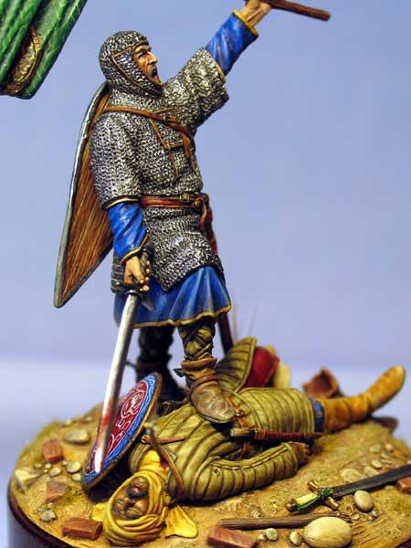 Dioramas and Vignettes: Ascalon, July 1099, photo #6