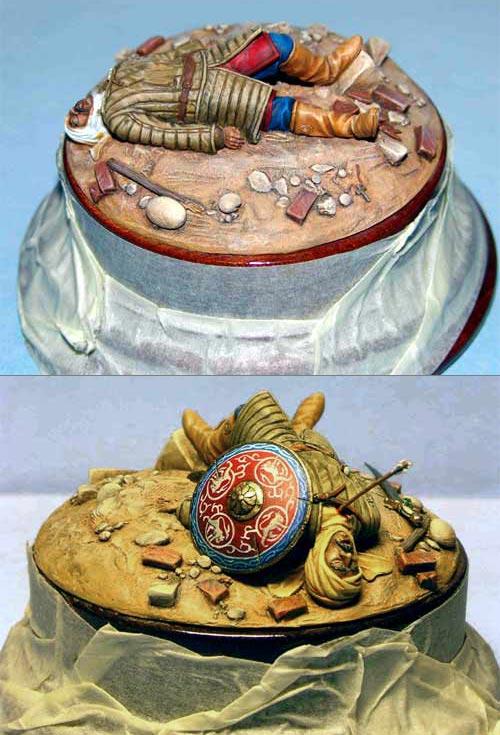 Dioramas and Vignettes: Ascalon, July 1099, photo #9