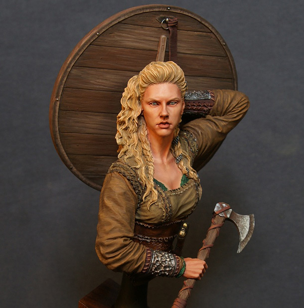 Figures: Lagertha