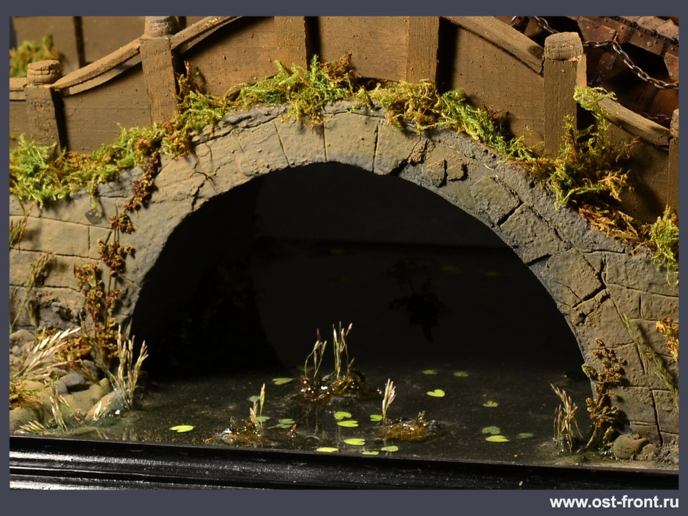 Dioramas and Vignettes: Chinese bridge, photo #14