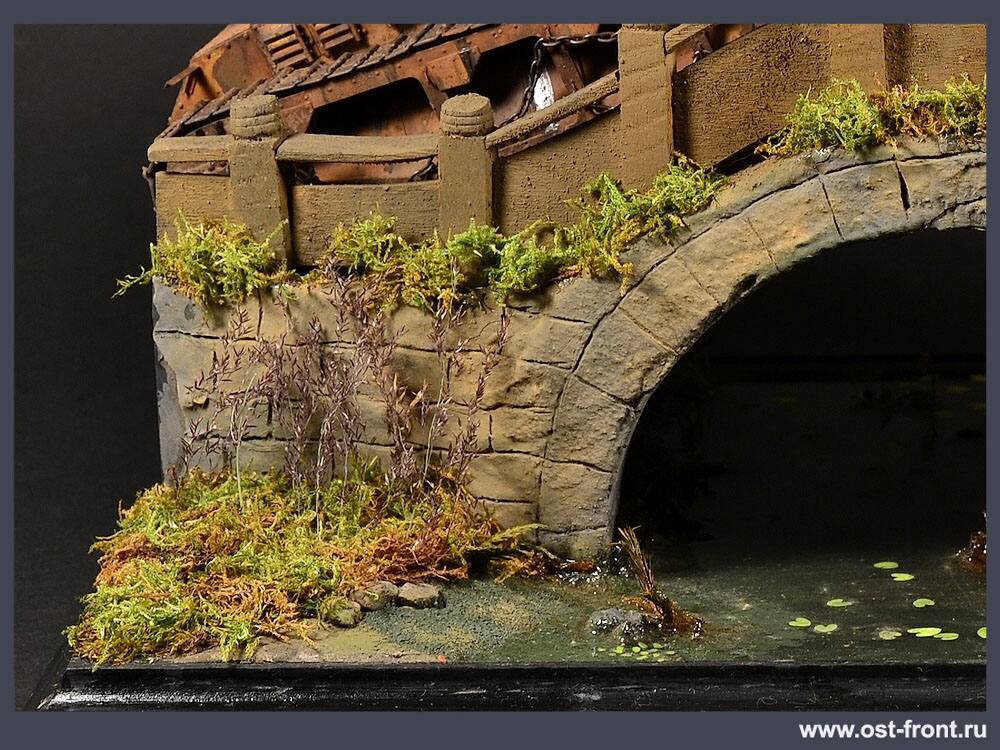 Dioramas and Vignettes: Chinese bridge, photo #16