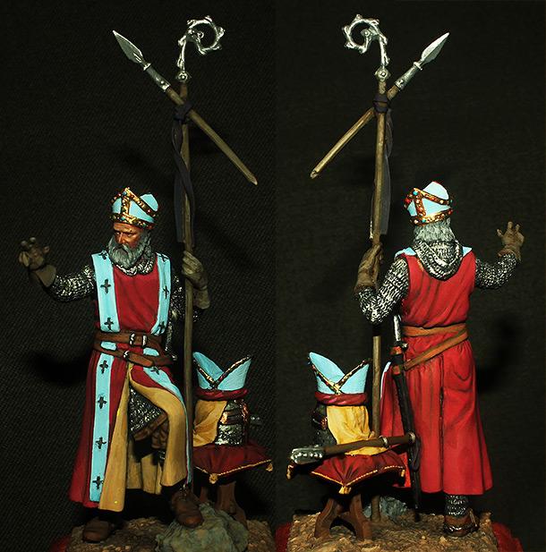 Figures: The Bishop