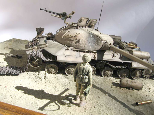 Dioramas and Vignettes: David and Goliath