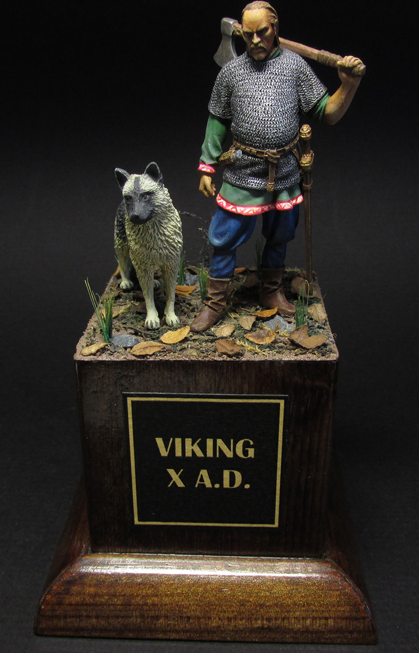 Figures: Viking, 10th cent., photo #1
