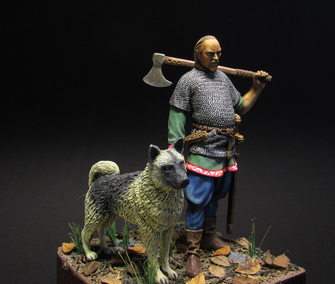 Figures: Viking, 10th cent., photo #6