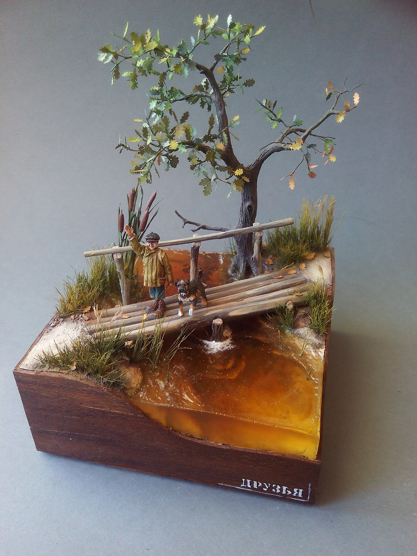 Dioramas and Vignettes: The Friends, photo #1