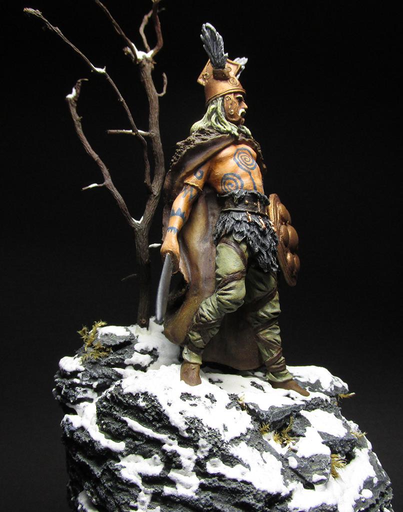 Figures: Vercingetorix, photo #2