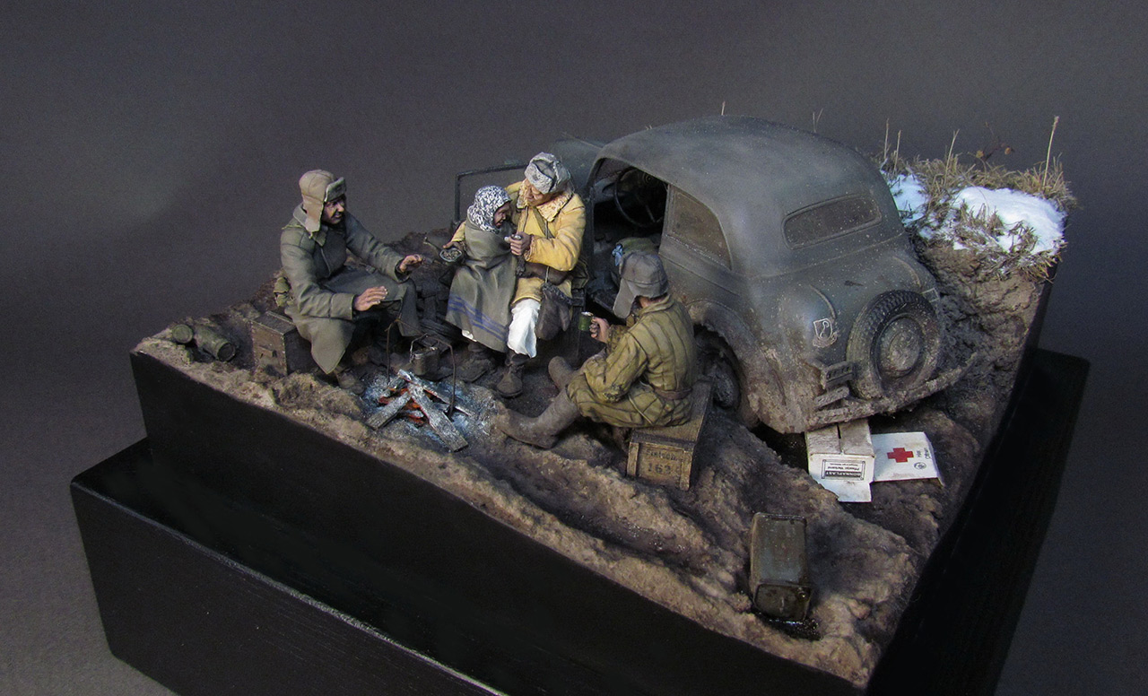 Dioramas and Vignettes: Would you like some tea?, photo #11