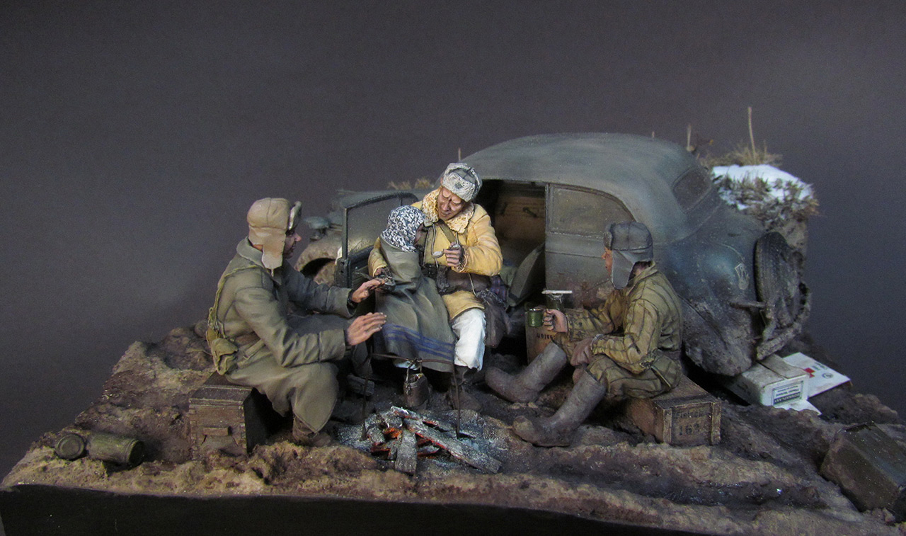 Dioramas and Vignettes: Would you like some tea?, photo #13