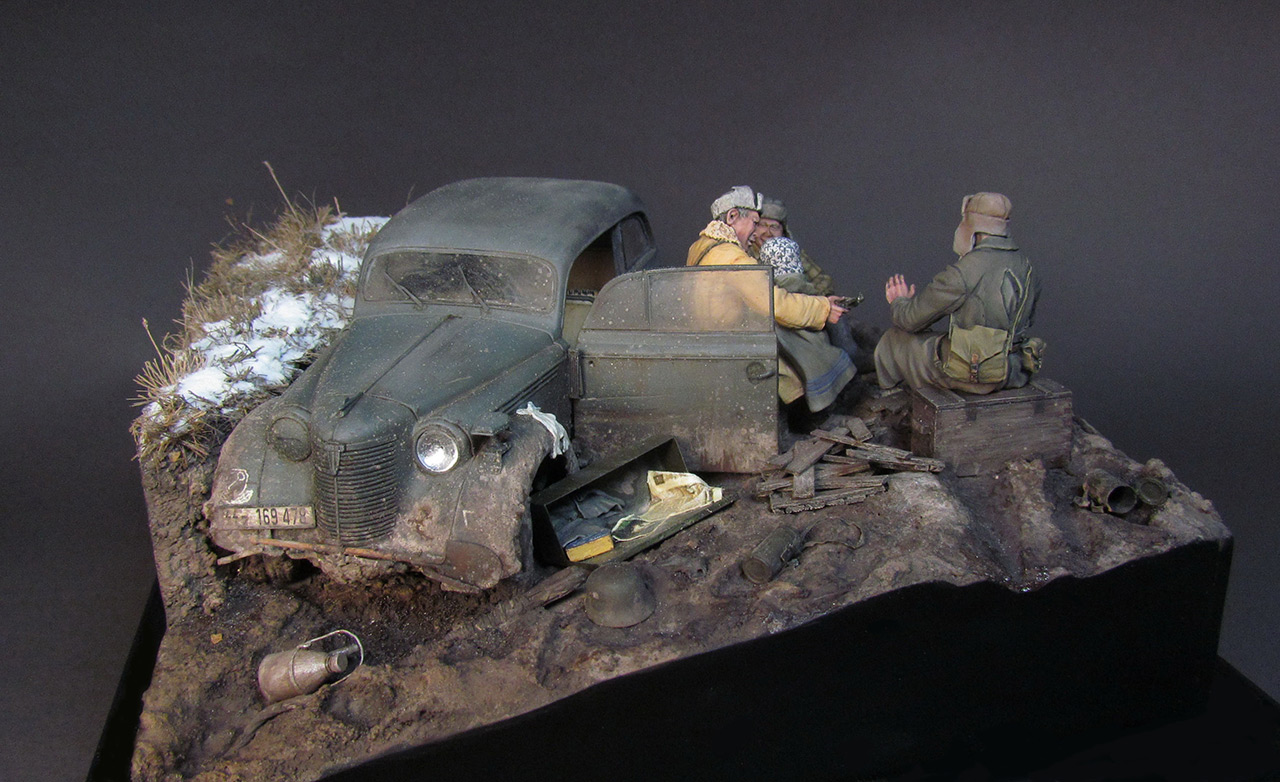 Dioramas and Vignettes: Would you like some tea?, photo #4
