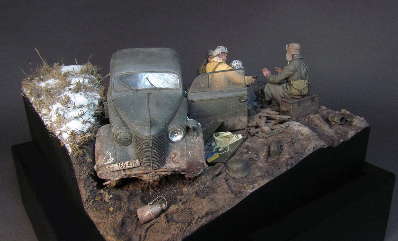 Dioramas and Vignettes: Would you like some tea?, photo #5