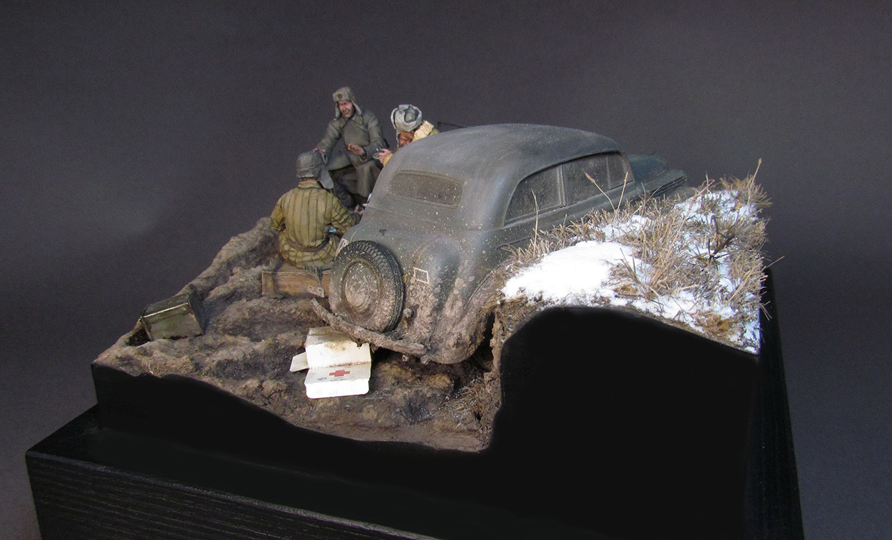 Dioramas and Vignettes: Would you like some tea?, photo #7