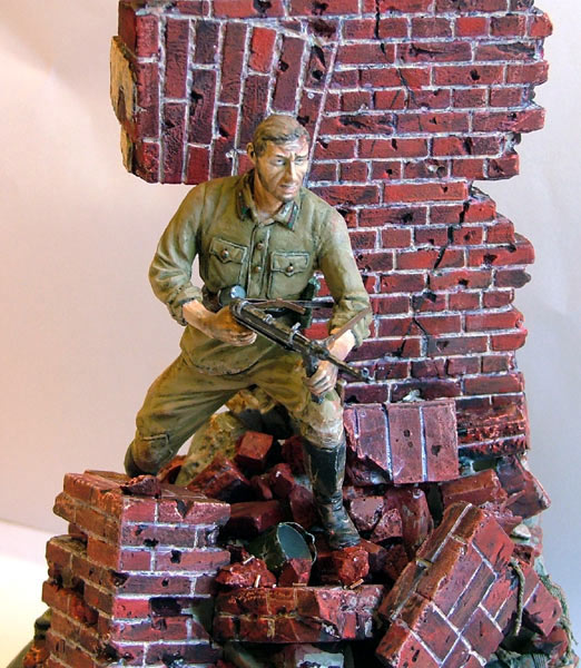 Dioramas and Vignettes: The Fortress, photo #3