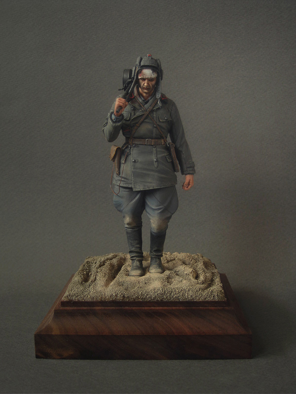 Figures: First day of the War, photo #1