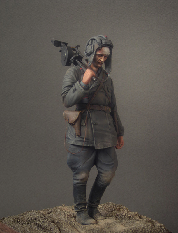 Figures: First day of the War, photo #3