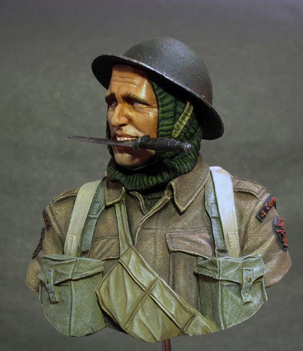 Figures: British commando, photo #2