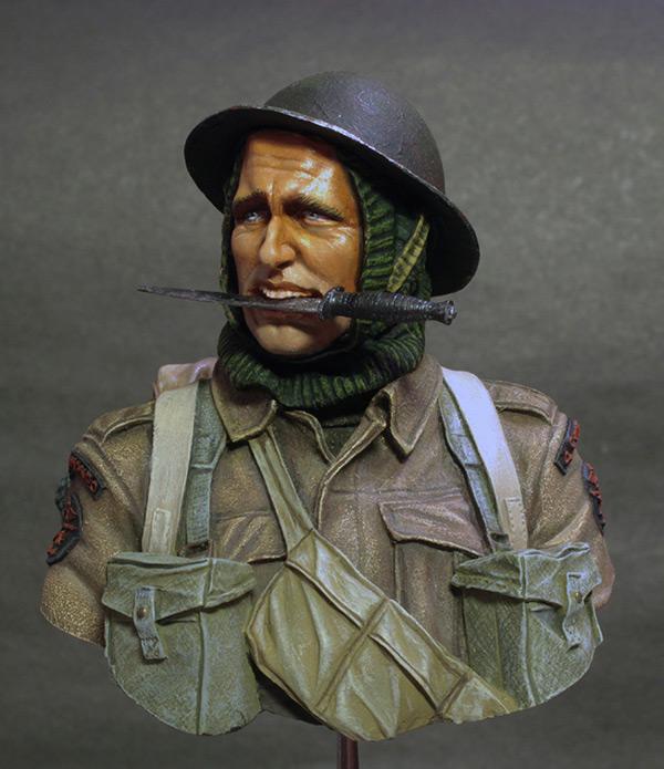Figures: British commando, photo #4