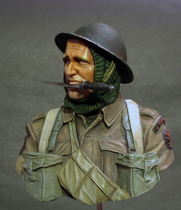Figures: British commando, photo #6