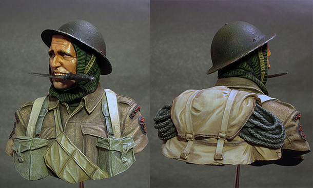 Figures: British commando