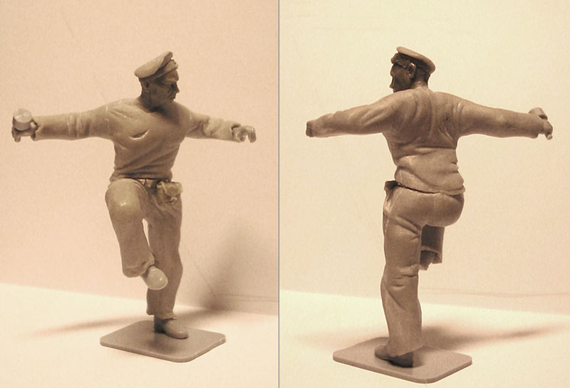 Figures: Soviet Naval Infantryman, photo #6