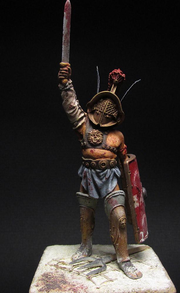 Figures: Gladiator, photo #1
