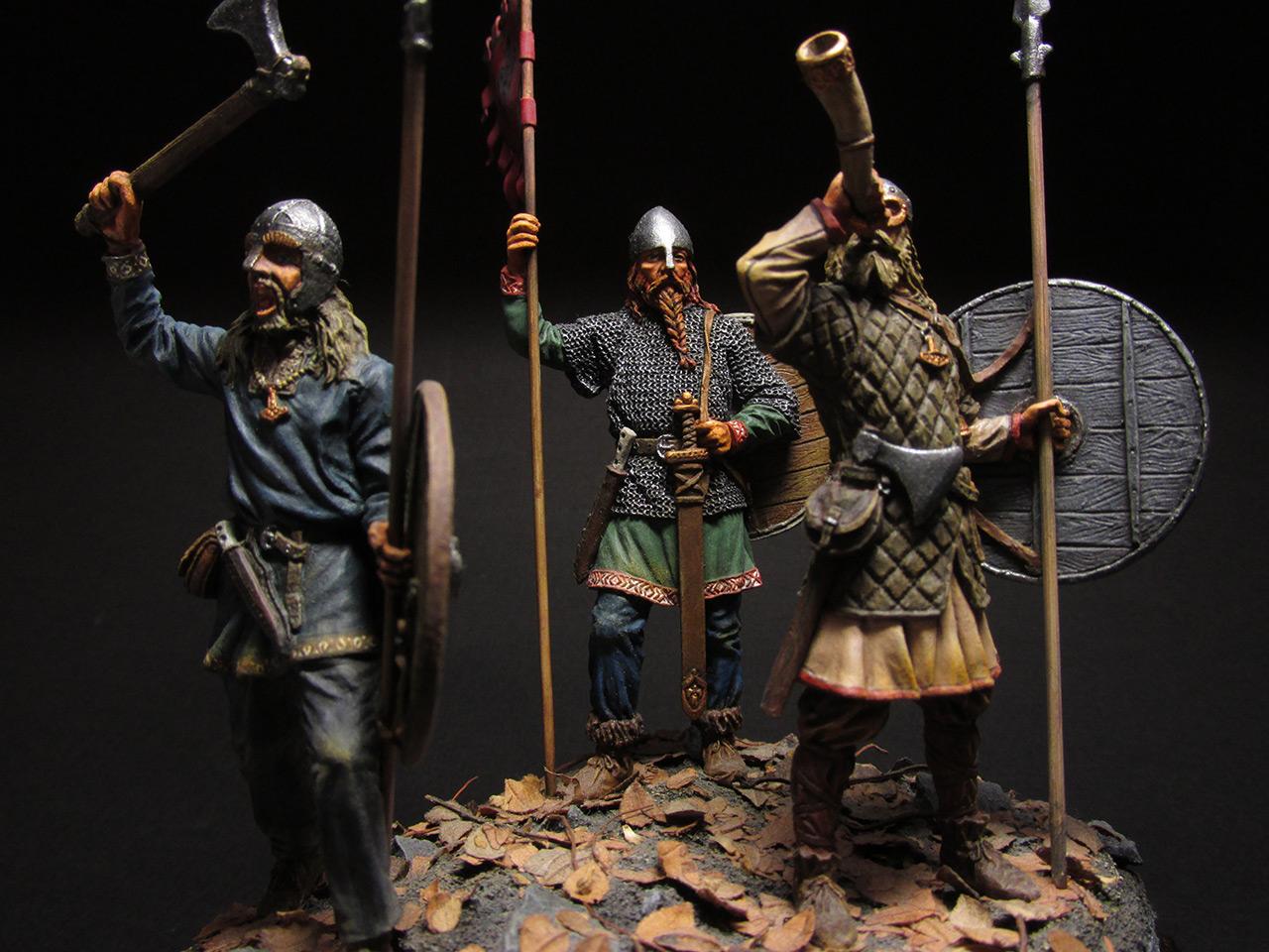 Dioramas and Vignettes: Trio, photo #7