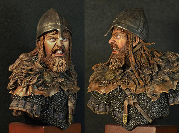 Figures: Viking: the Fury