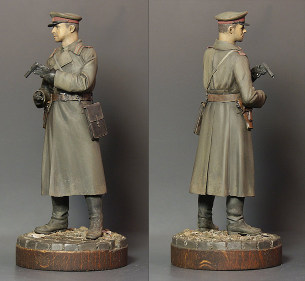 Figures: Red Army Major